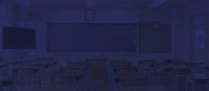 Blue Background Classroom